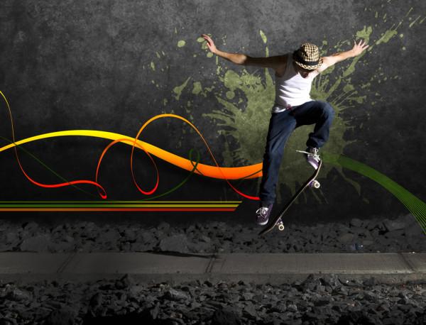Photoshop Composite - graphic design