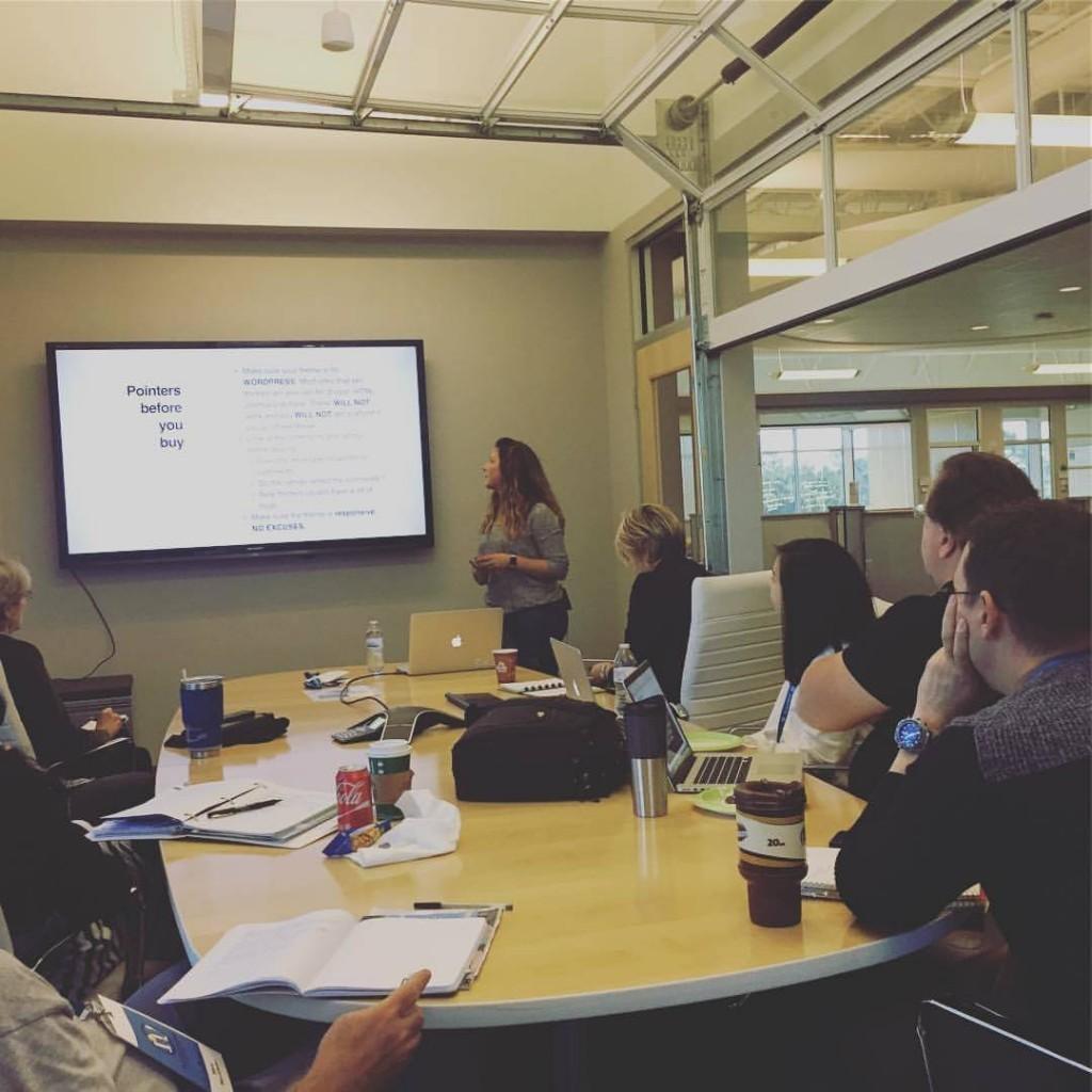 Wordcamp wilmington talk