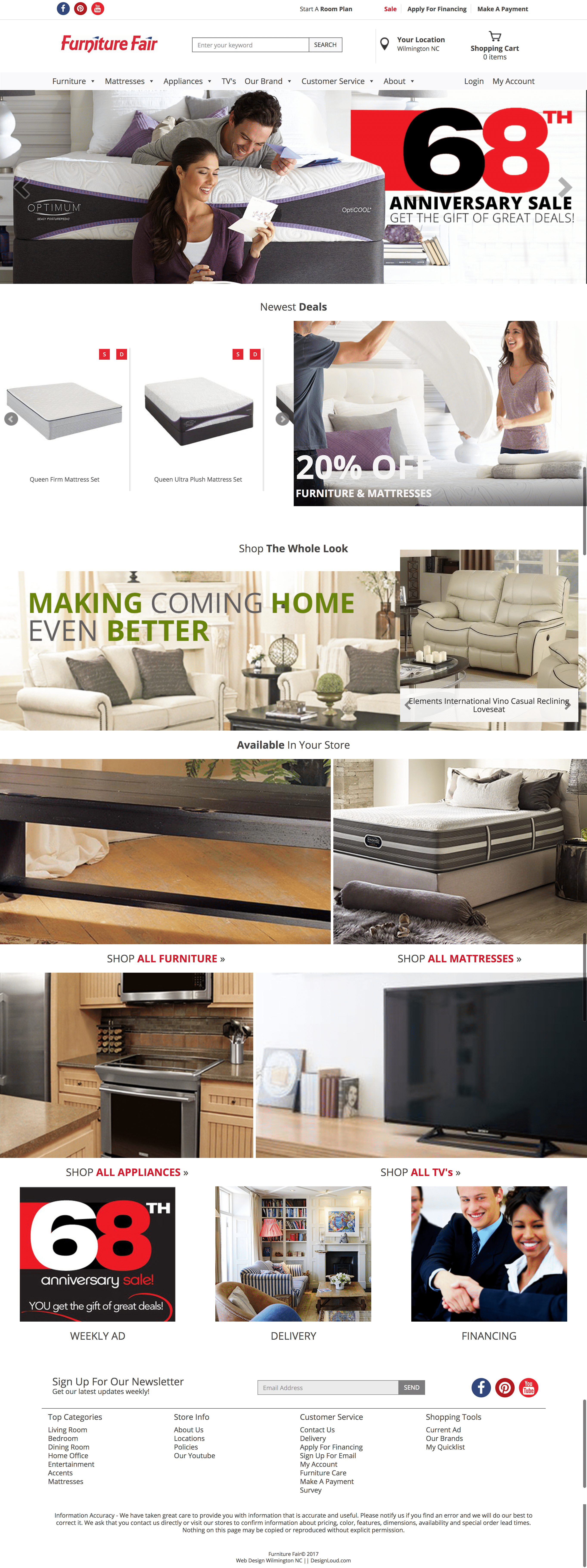Web Design, Graphic Design, Digital Marketing | Wilmington NC
